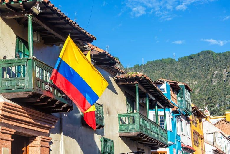 ,Tour por Bogotá