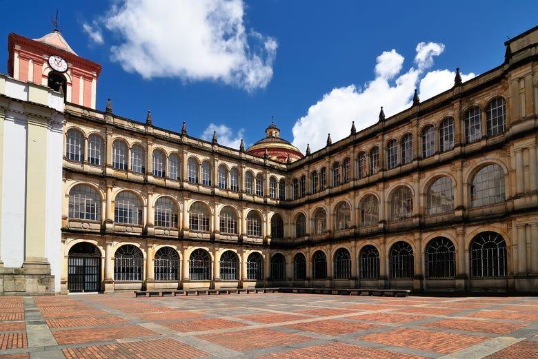Free tour dans Bogota. C'est gratuit !