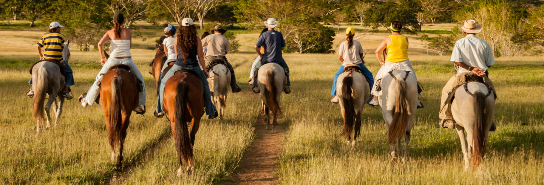 Passeio a cavalo pelos Cerros de Guadalupe e Monserrate