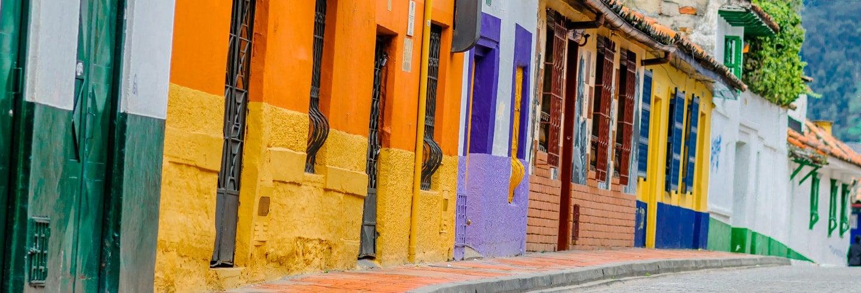 Tour alternativo por Bogotá