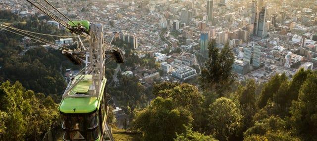 Tour de Bogotá al completo con entradas