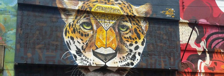 Tour del grafiti por Bogotá