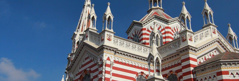 Tour por las iglesias de Bogotá