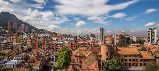 Tour panorámico por Bogotá