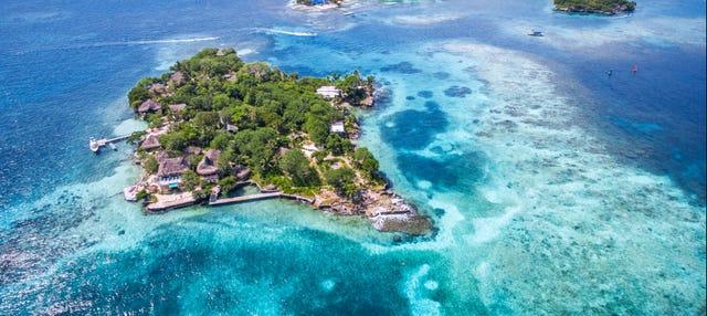 Excursión a las islas del Rosario