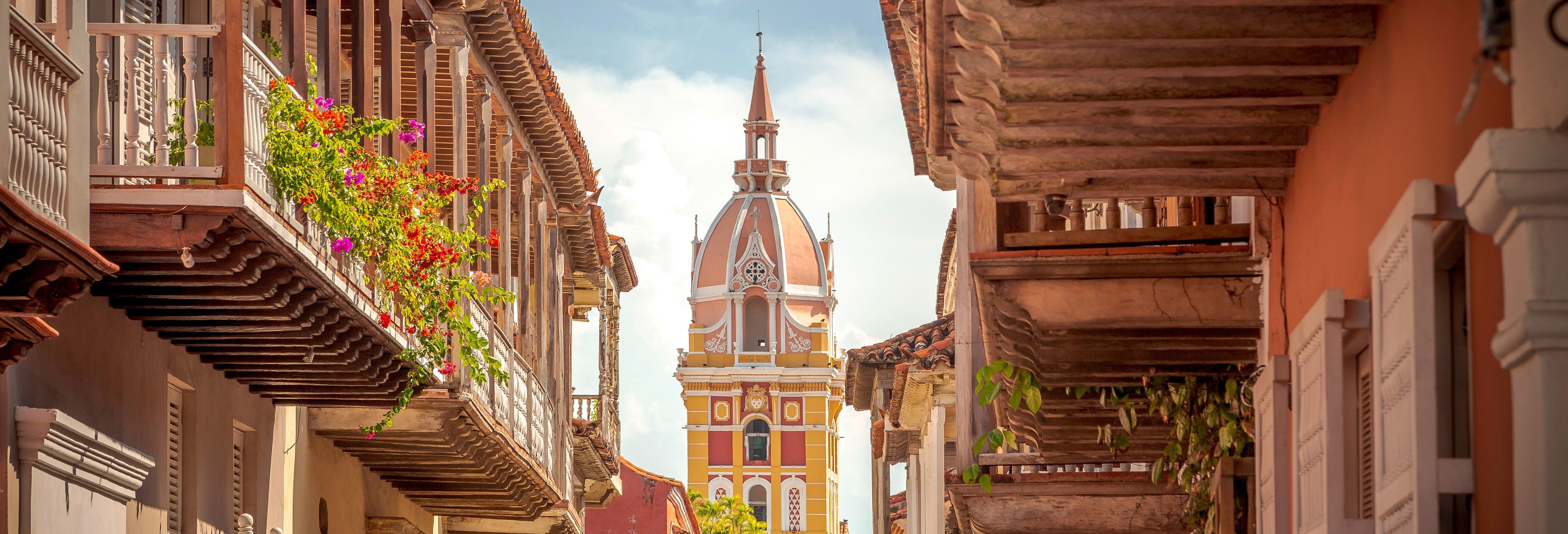 Free tour por Cartagena de Indias ¡Gratis!