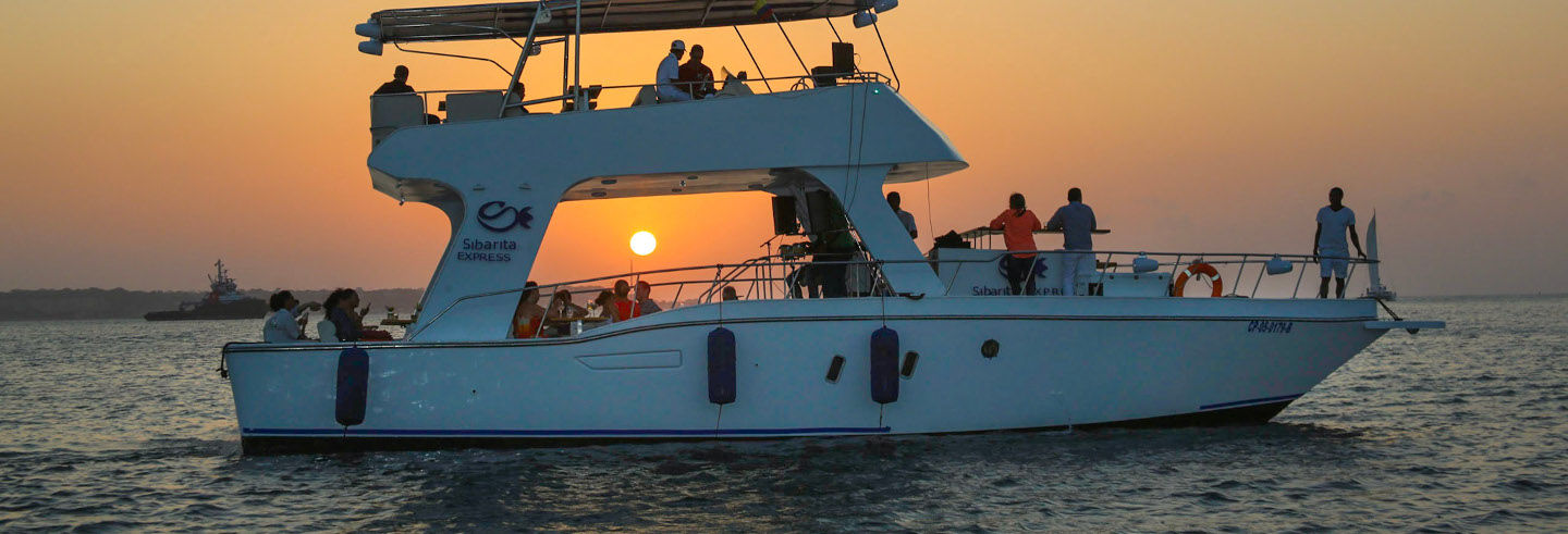 Sunset Cartagena Bay Cruise