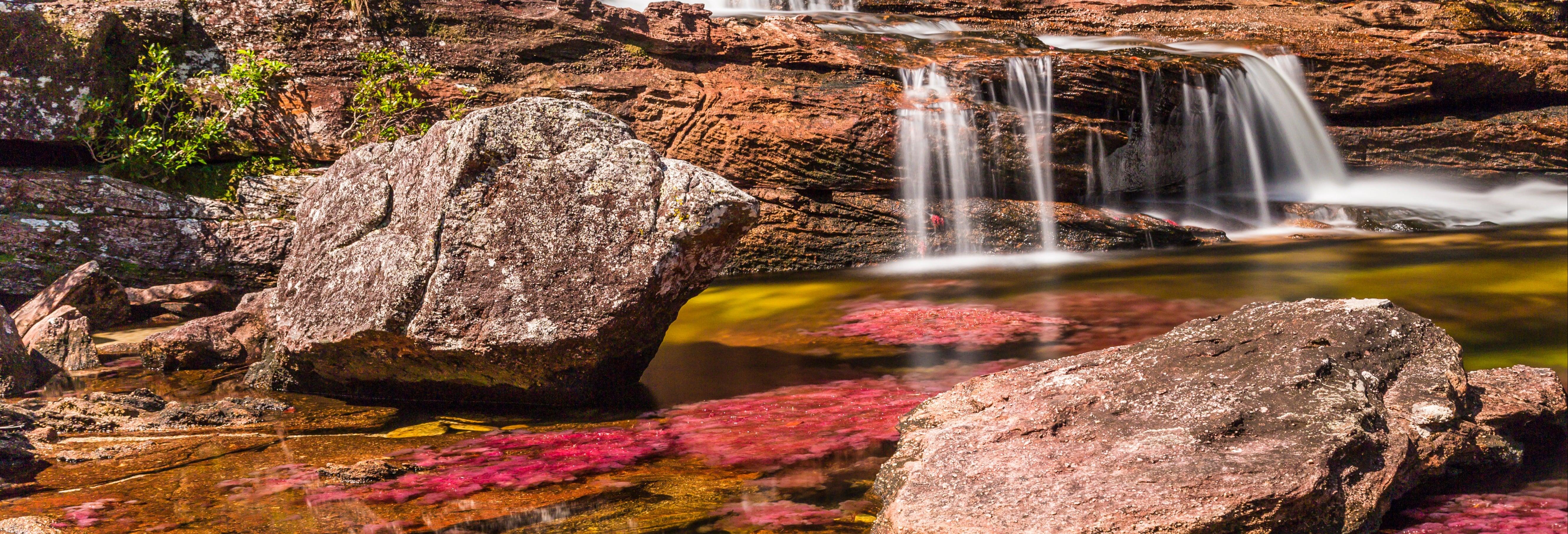 Tour de 4 días por Caño Cristales y Sierra de La Macarena