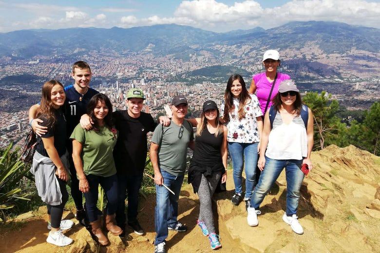 Visite du quartier El Faro