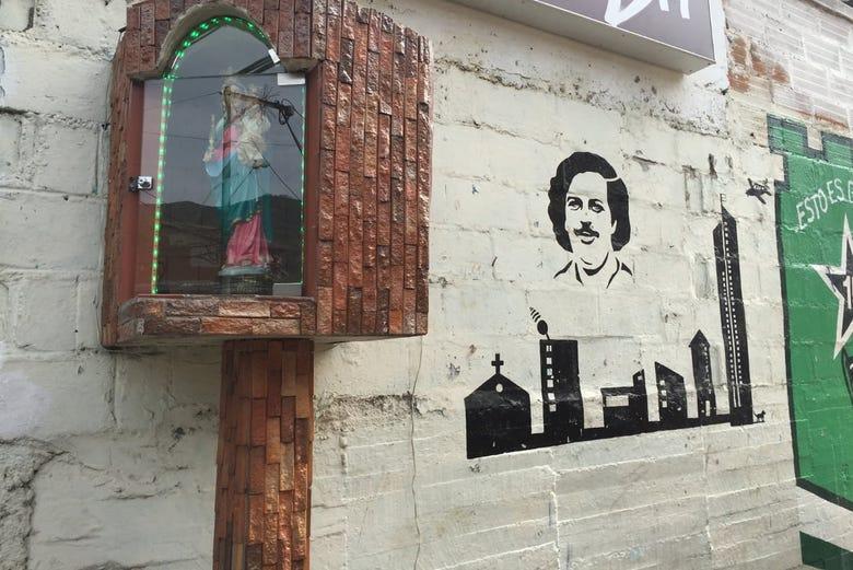 ,Tour de Pablo Escobar