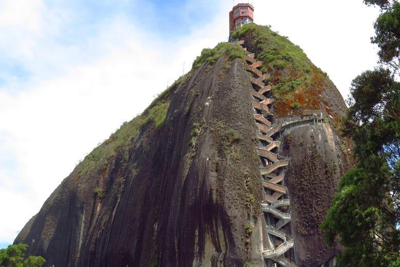 ,Excursión a Guatapé