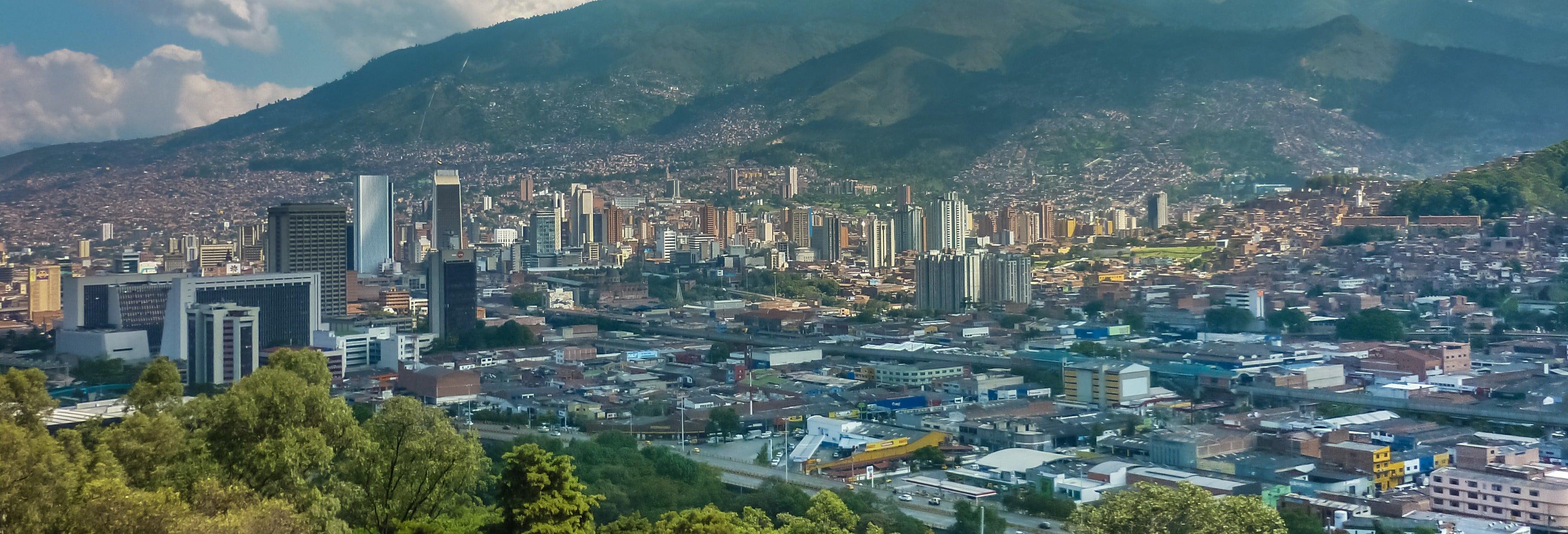 Tour en bicicleta por Medellín
