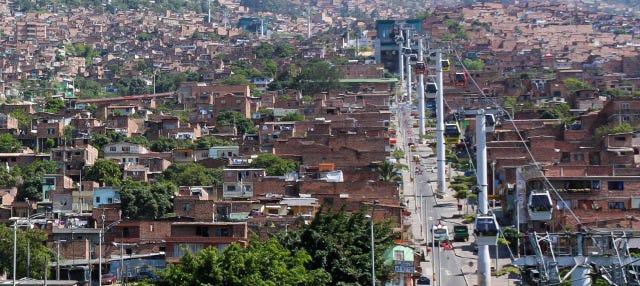 Visita guiada por Medellín