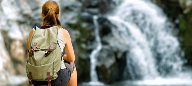 Excursión al Parque Ecológico Cascadas de Juan Curi