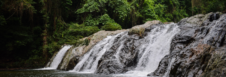 Excursión a Buritaca y la Quebrada Valencia