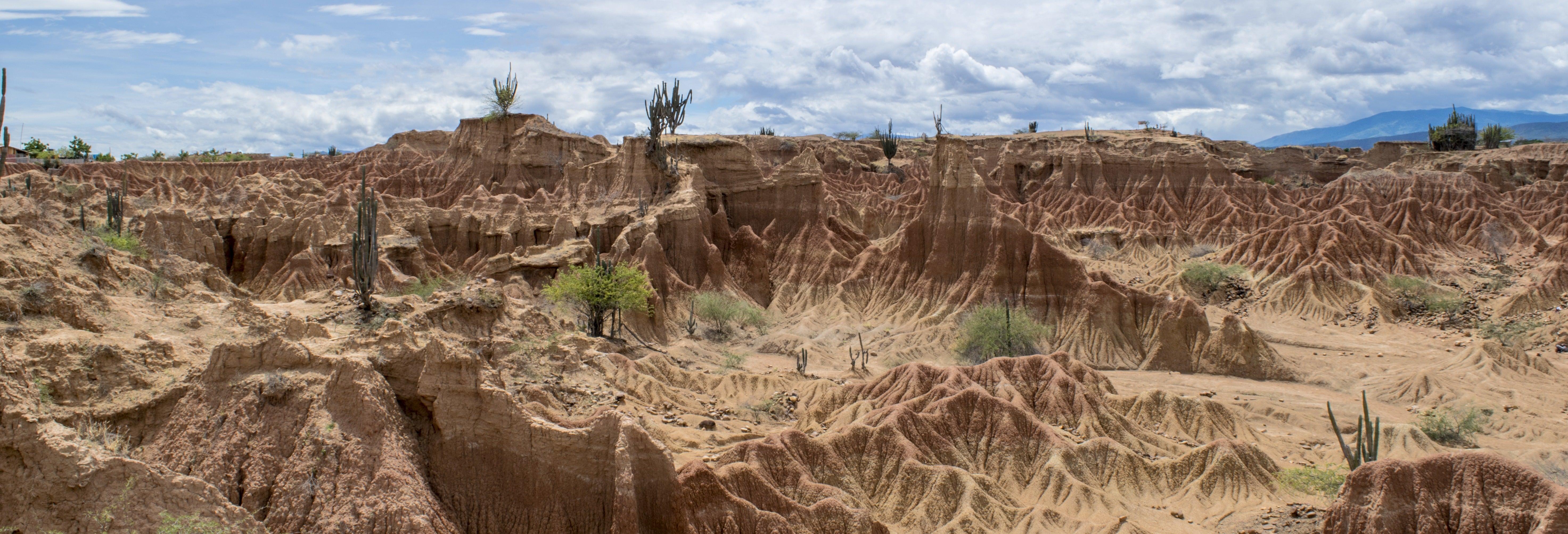 Tour en bicicleta por el desierto de la Tatacoa