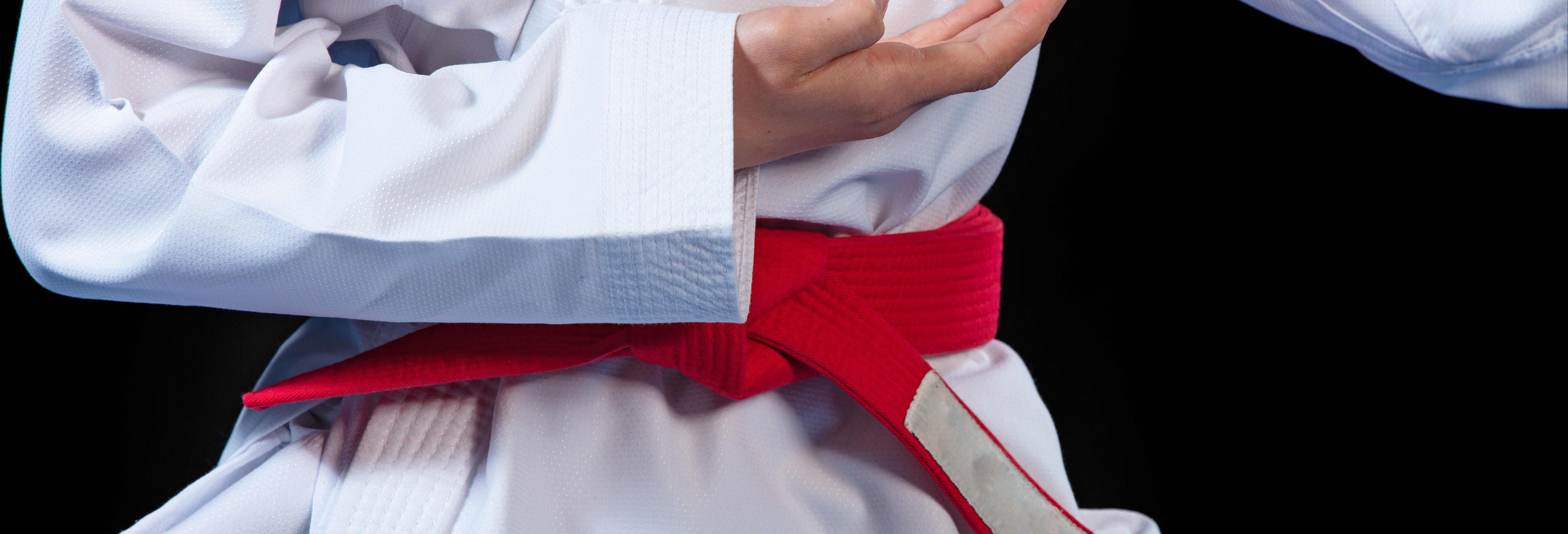 Taekwondo Class in Busan