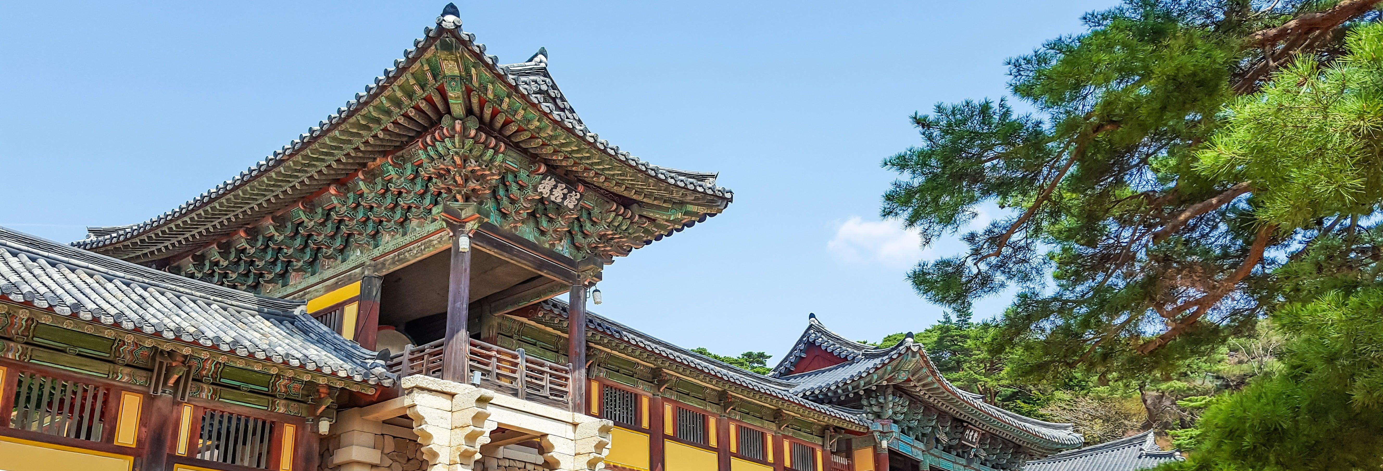 Excursión a Gyeongju