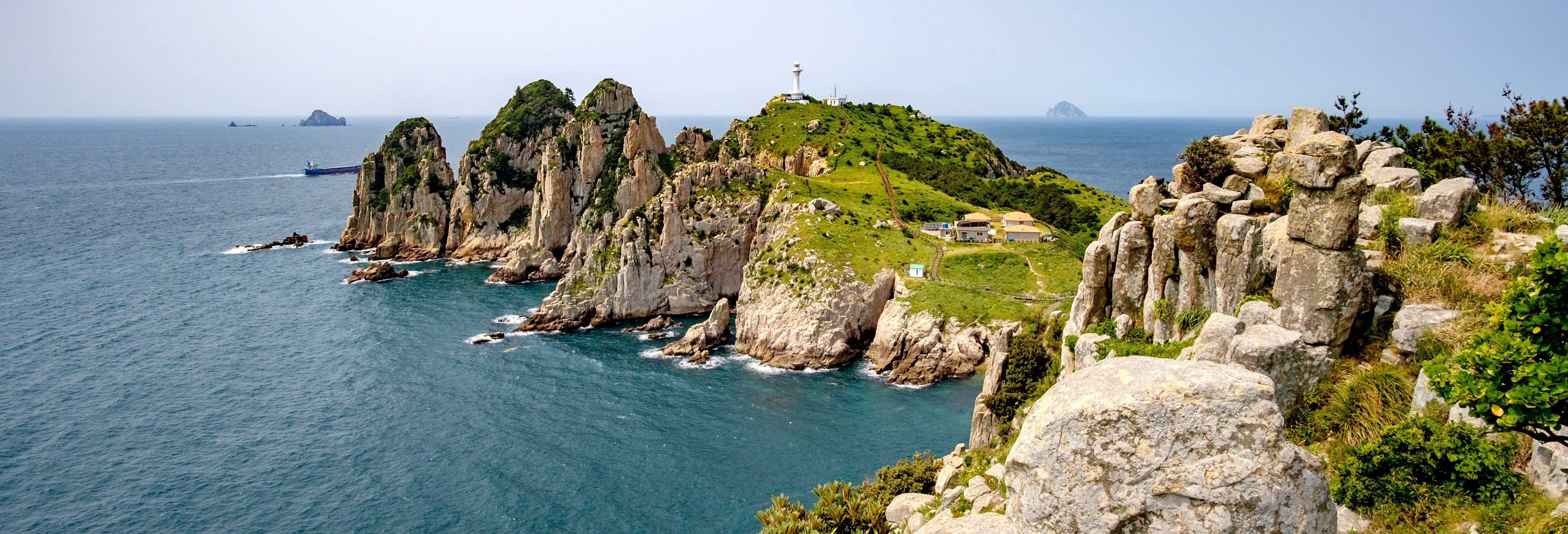 Escursione a Tongyeong