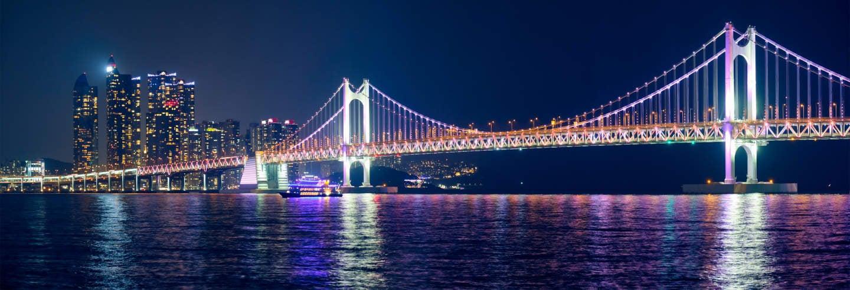 Tour serale di Pusan