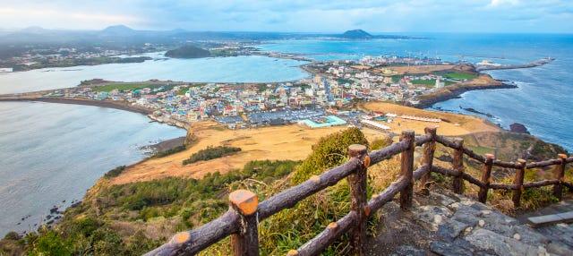 Tour por el oeste de Jeju