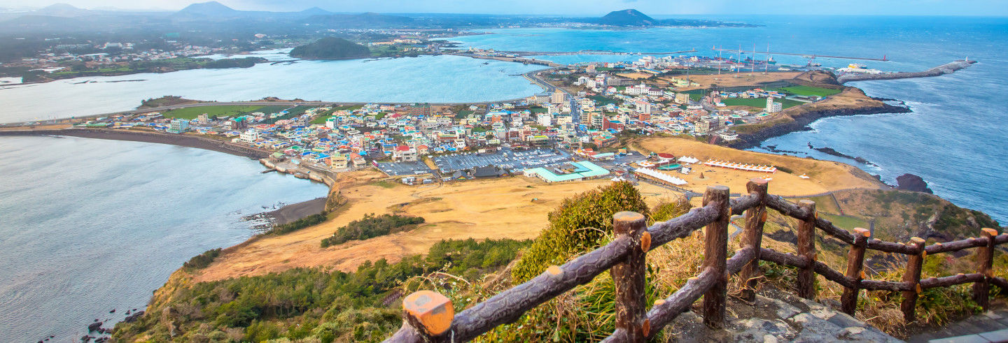 West Jeju Island Tour