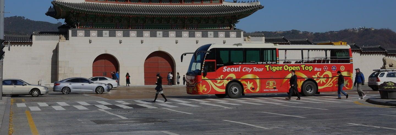 Autobús turístico de Seúl