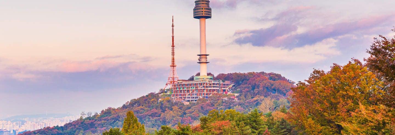 Entrada a la Torre de Seúl