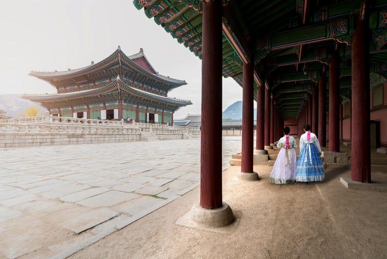 ,Palacio Gyeongbokgung