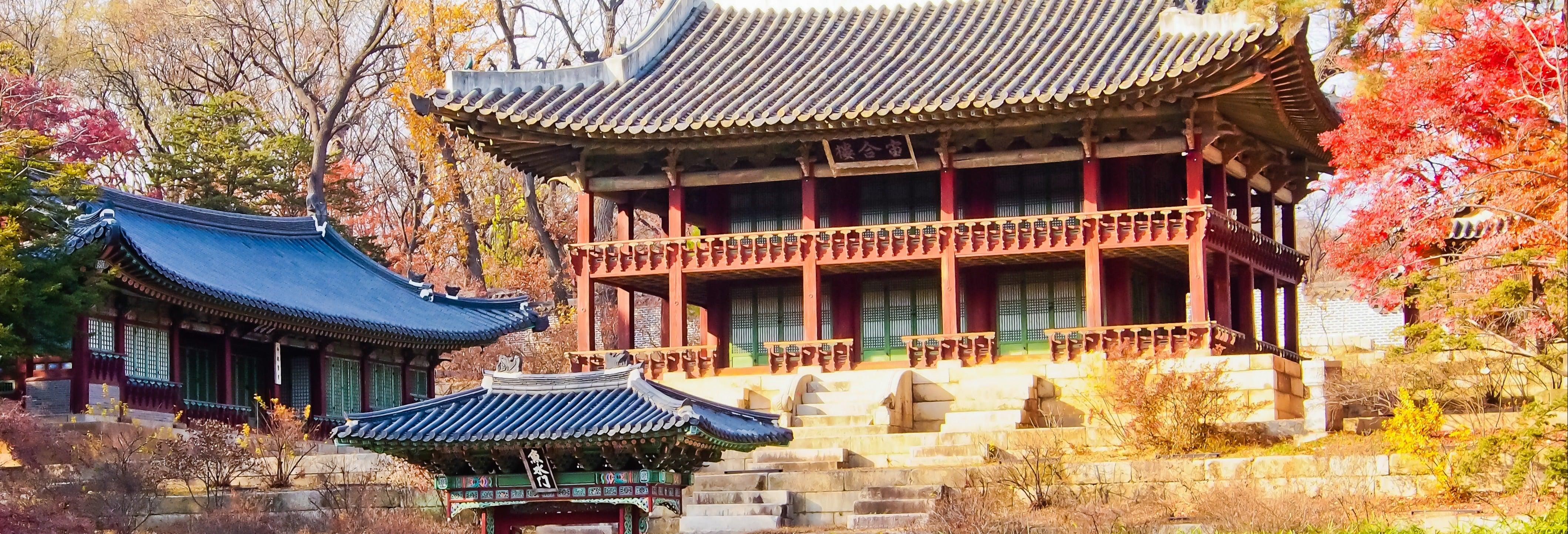 Changdeokgung Palace and Jongmyo Shrine Tour