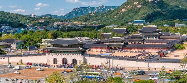 Visita guiada por Seúl