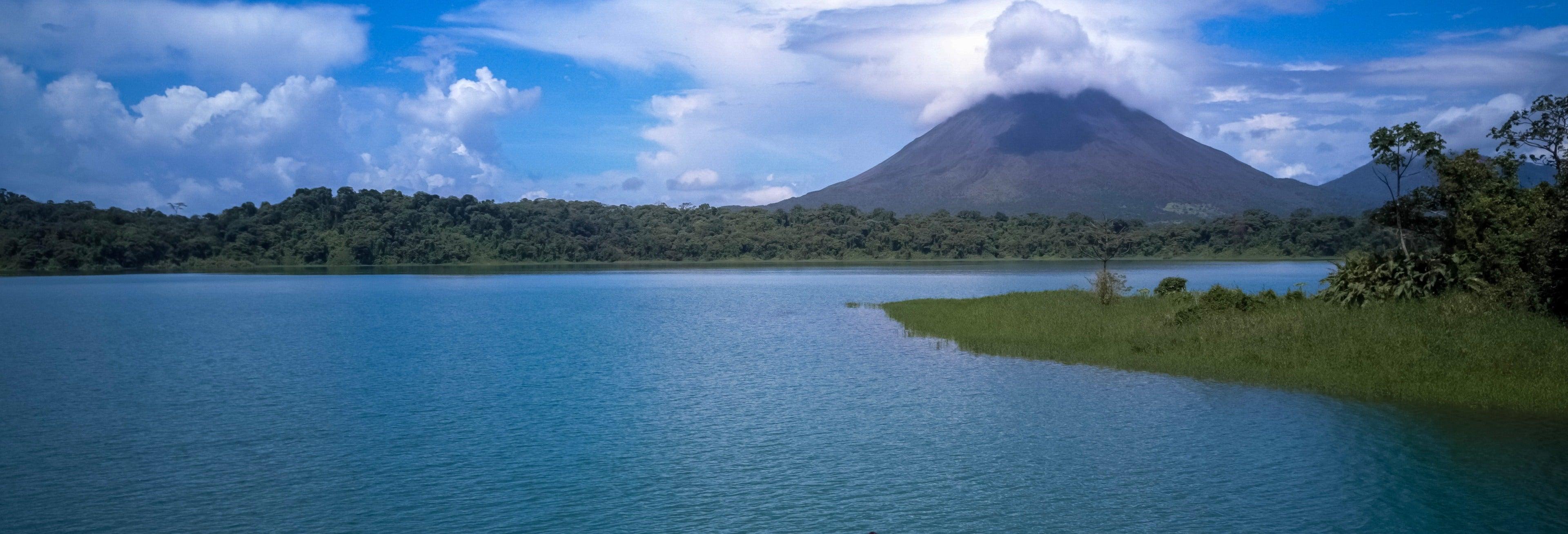 Tour en kayak sur le lac Arenal