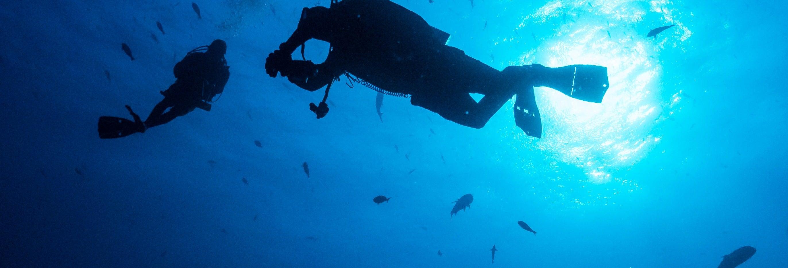 Plongée sur l'Île de Caño