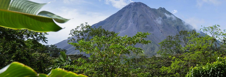 Escursione al Vulcano Arenal + Acque termali