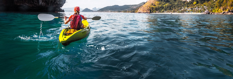 Tour en kayak por Isla Damas