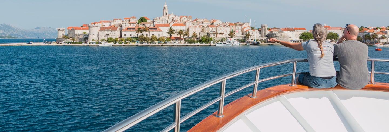 Croisière de 6 jours sur l'Adriatique