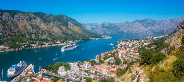 Excursión a la bahía de Kotor