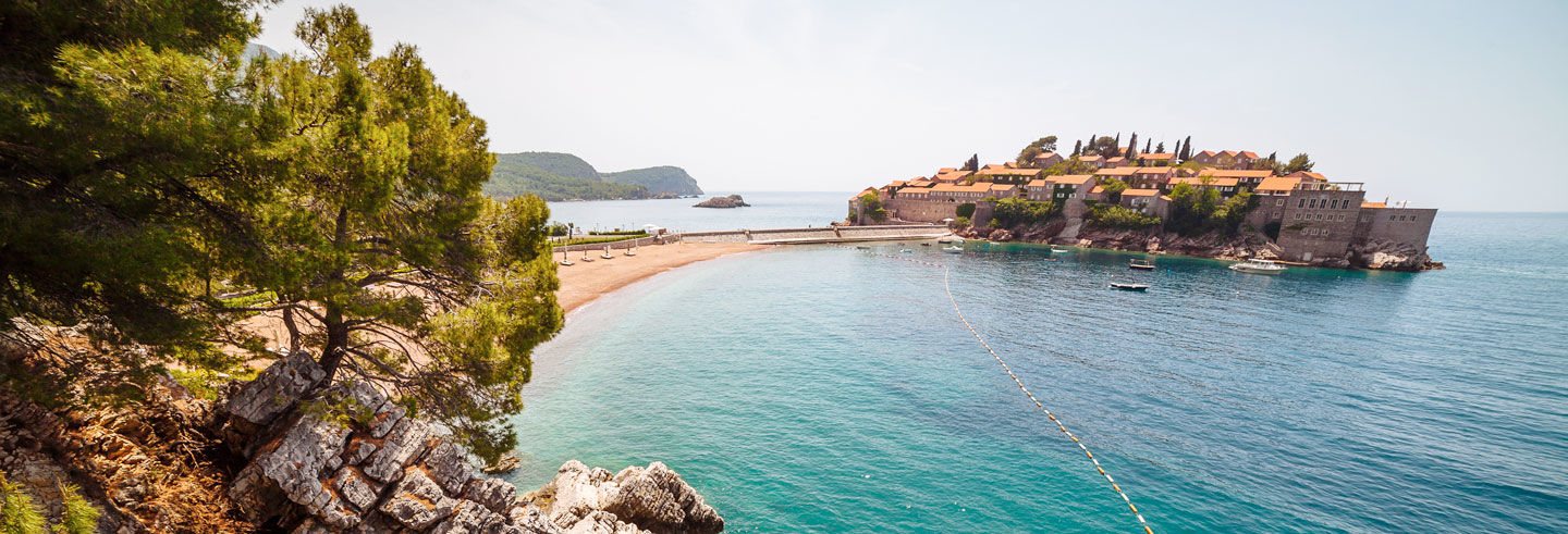 Escursione sulla costa del Montenegro