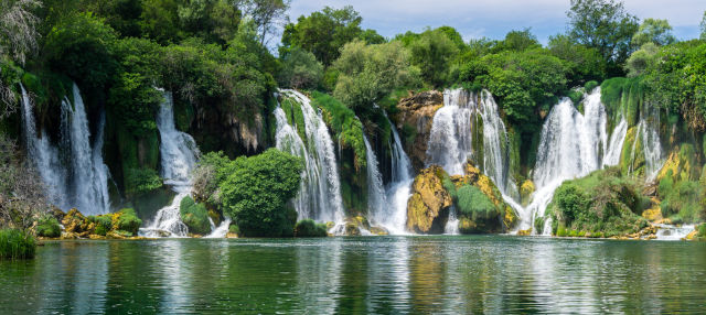 Kravice Waterfalls & Mostar Day Trip