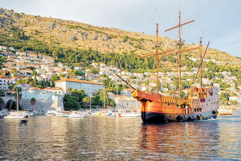 ,Crucero por las Islas Elafiti