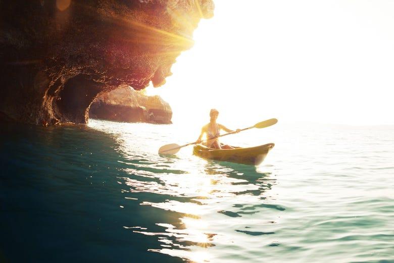 ,Tour en kayak