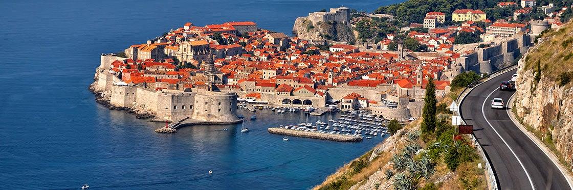 Comment se rendre à Dubrovnik