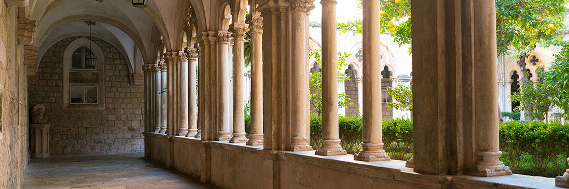 Monastère dominicain de Dubrovnik