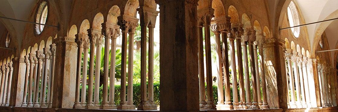 Monasterio franciscano de Dubrovnik