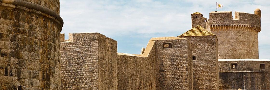 Murs de Dubrovnik