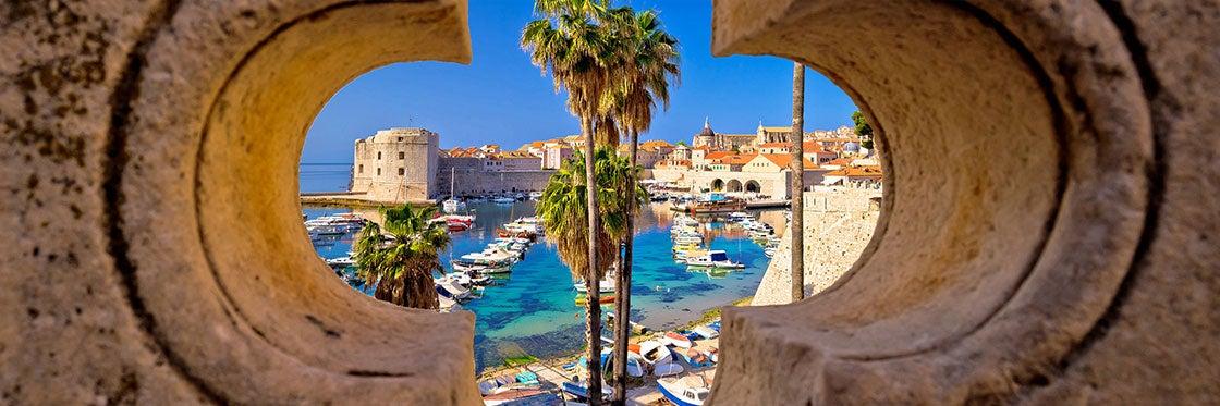 Puertas de Dubrovnik