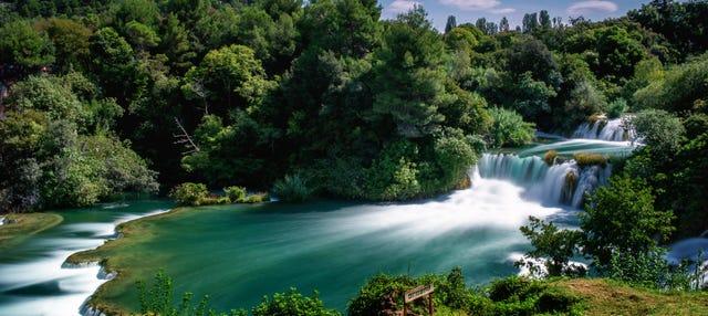 Excursión a Šibenik y a las cascadas Krka