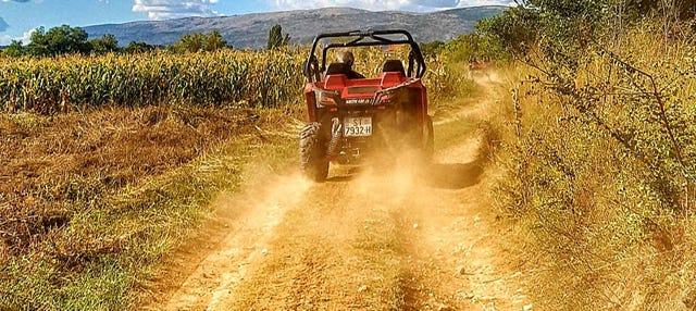 Tour en buggy por el valle de Sinj