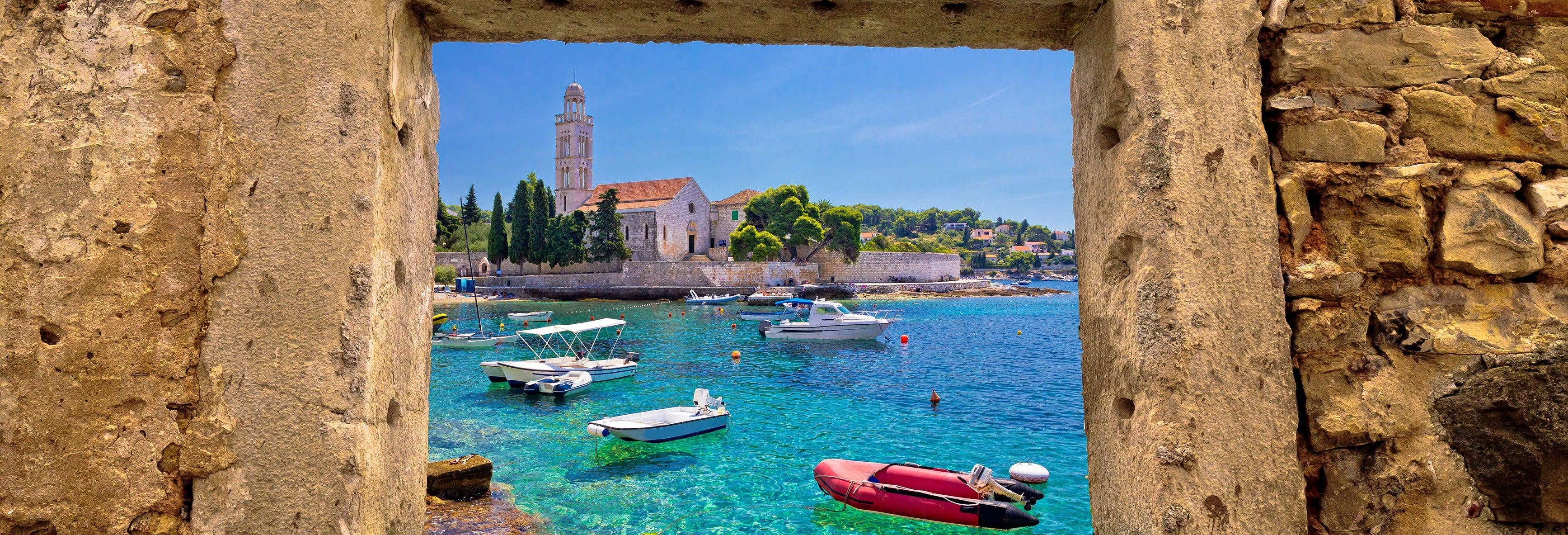 Excursion à la Grotte Bleue en bateau