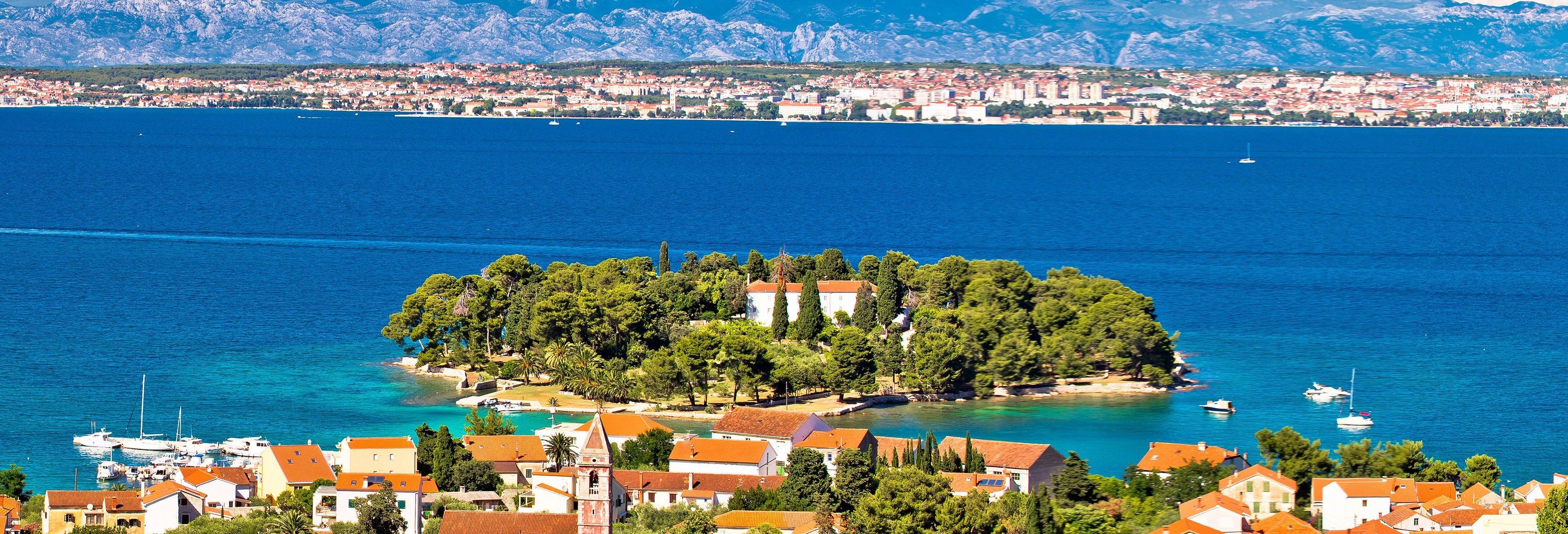 Excursión a la isla de Ugljan en velero
